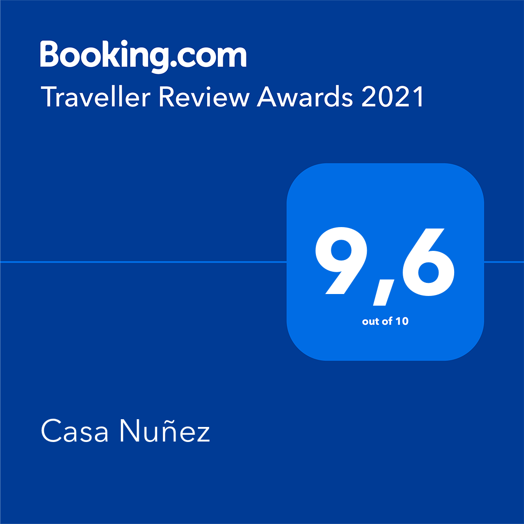Casa Rural Núñez Award Booking