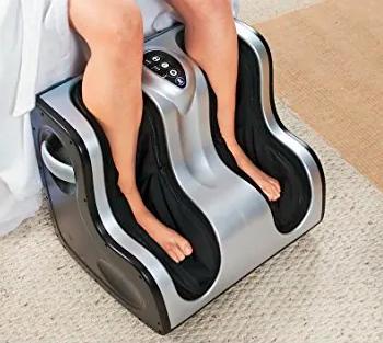 máquina masaje para pies