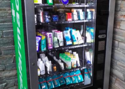 máquina vending parafarmacia